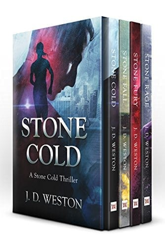 The Stone Cold Thriller Series: Books 1- 4.: A Stone Cold Thriller Boxset (Stone Cold Series Boxset)