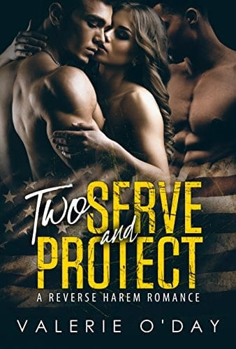 Two Serve And Protect: A Reverse Harem Romance