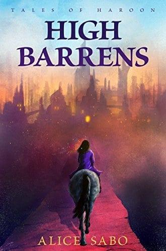 High Barrens (Tales of Haroon Book 1)