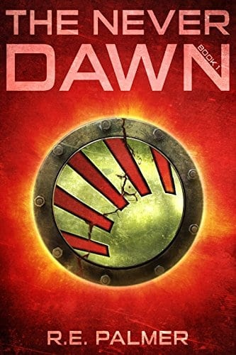 The Never Dawn – Young Adult Dystopian Trilogy