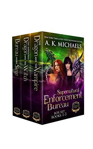 Supernatural Enforcement Bureau Boxset Books 1 – 3