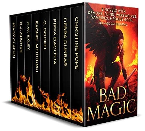 Bad Magic: 8 Novels of Demons, Djinn, Witches, Warlocks, Vampires, and Gods Gone Rogue