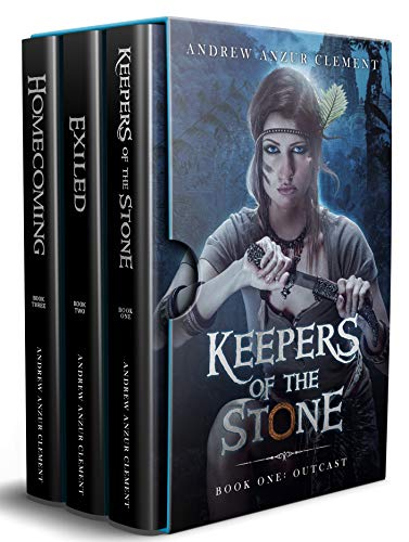 Keepers of the Stone: The Complete Historical Fantasy Trilogy