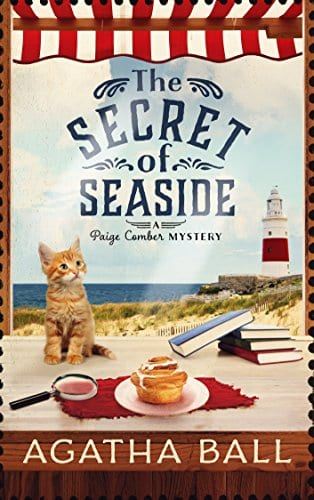The Secret of Seaside (Paige Comber Mystery Book 1)