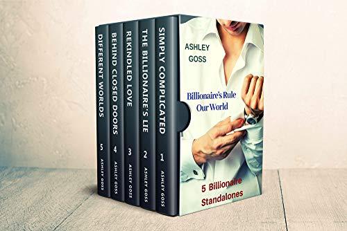 Billionaires Rule Our World Boxed Set (5 Books)