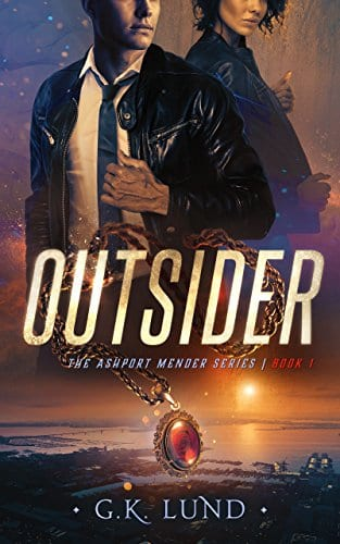 Outsider (The Ashport Mender Series Book 1)