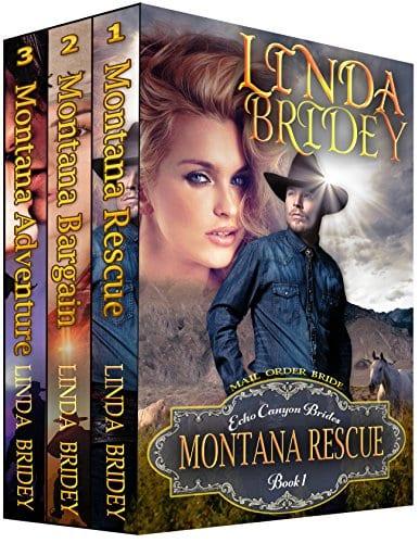 Echo Canyon Brides Box Set – Books 1 – 3: Historical Cowboy Western Mail Order Bride Bundle (Echo Canyon Brides Box Sets)