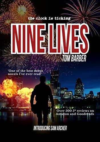 Nine Lives (Sam Archer Book 1)