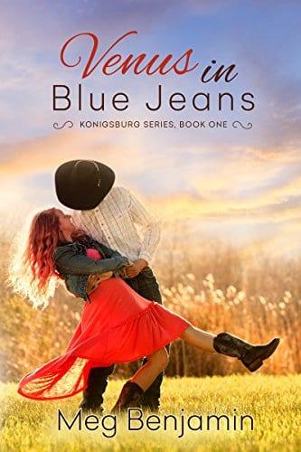 Venus in Blue Jeans (Konigsburg Book 1)