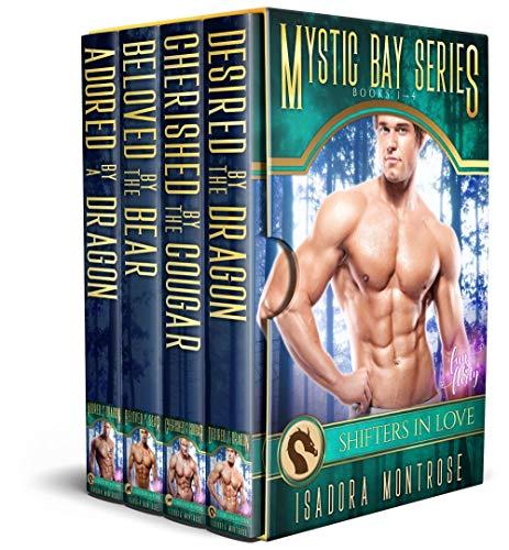 Mystic Bay Series Books 1-4: A Fun & Flirty Bundle