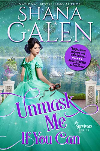 Unmask Me If You Can (Survivors Book 4)
