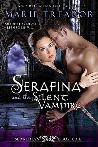 Serafina and the Silent Vampire: Paranormal mystery romance (Serafina's Series Book 1)