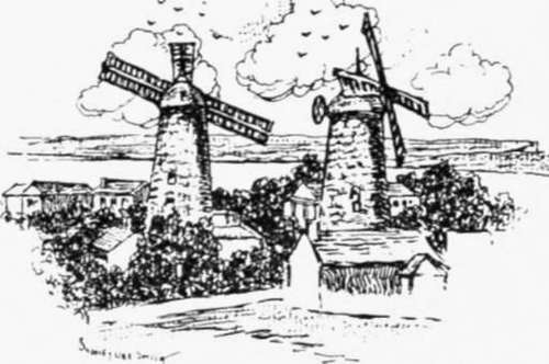 The Windmills Of Old Sydney. Part 3