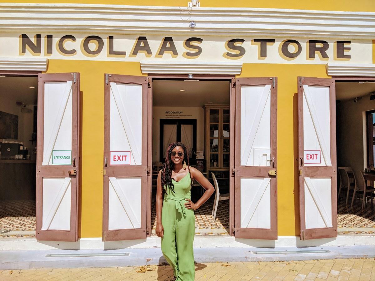 San Nicolas, Aruba