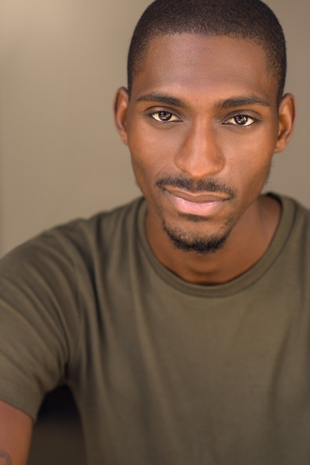 Malik Johnson. Booked It Photography