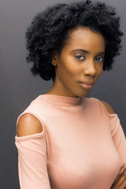 Adriene Brathwaite. Booked It Photography