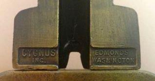 Photo of Cygnus foundry Shopmark