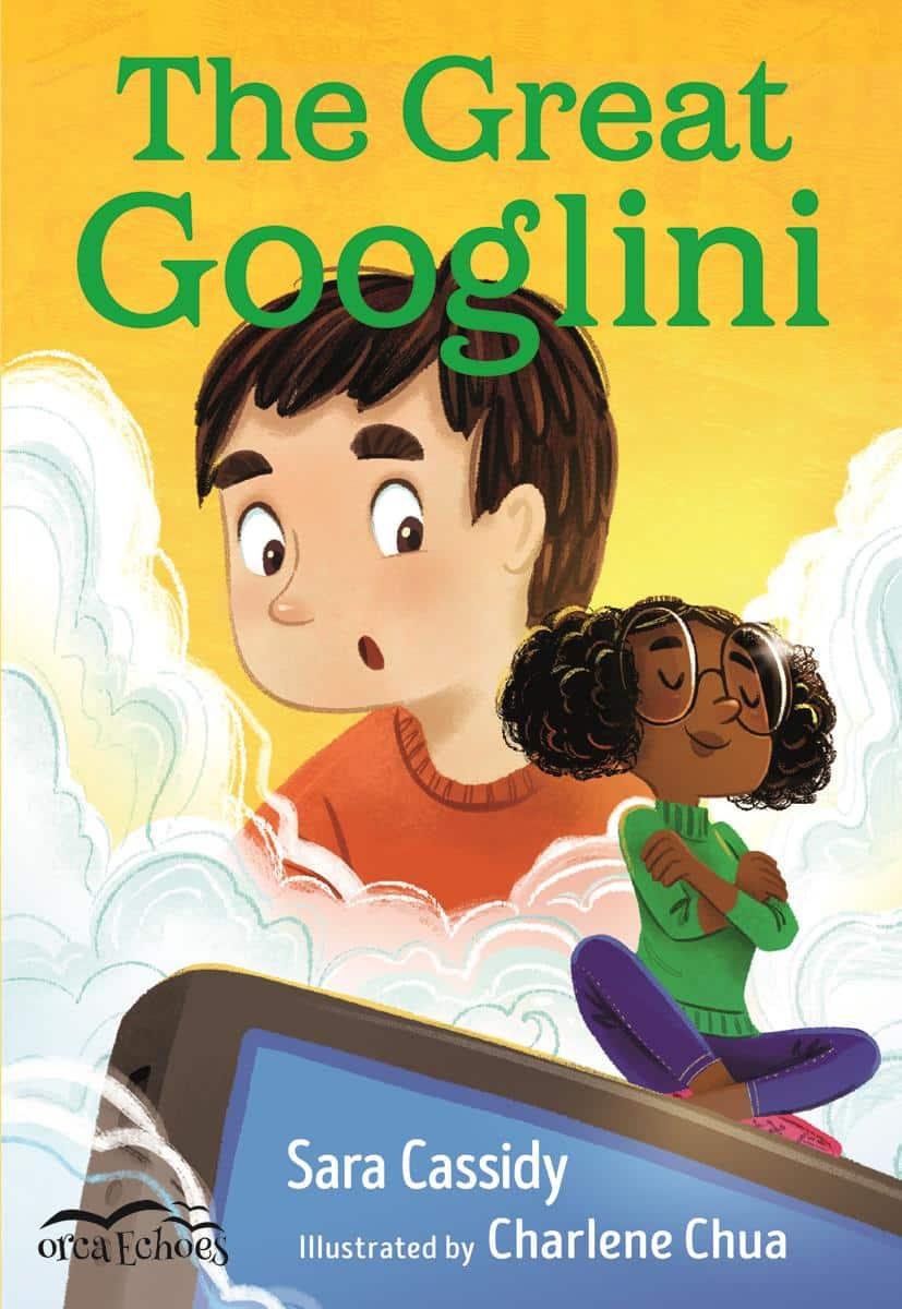 The Great Googlini by Sara Cassidy