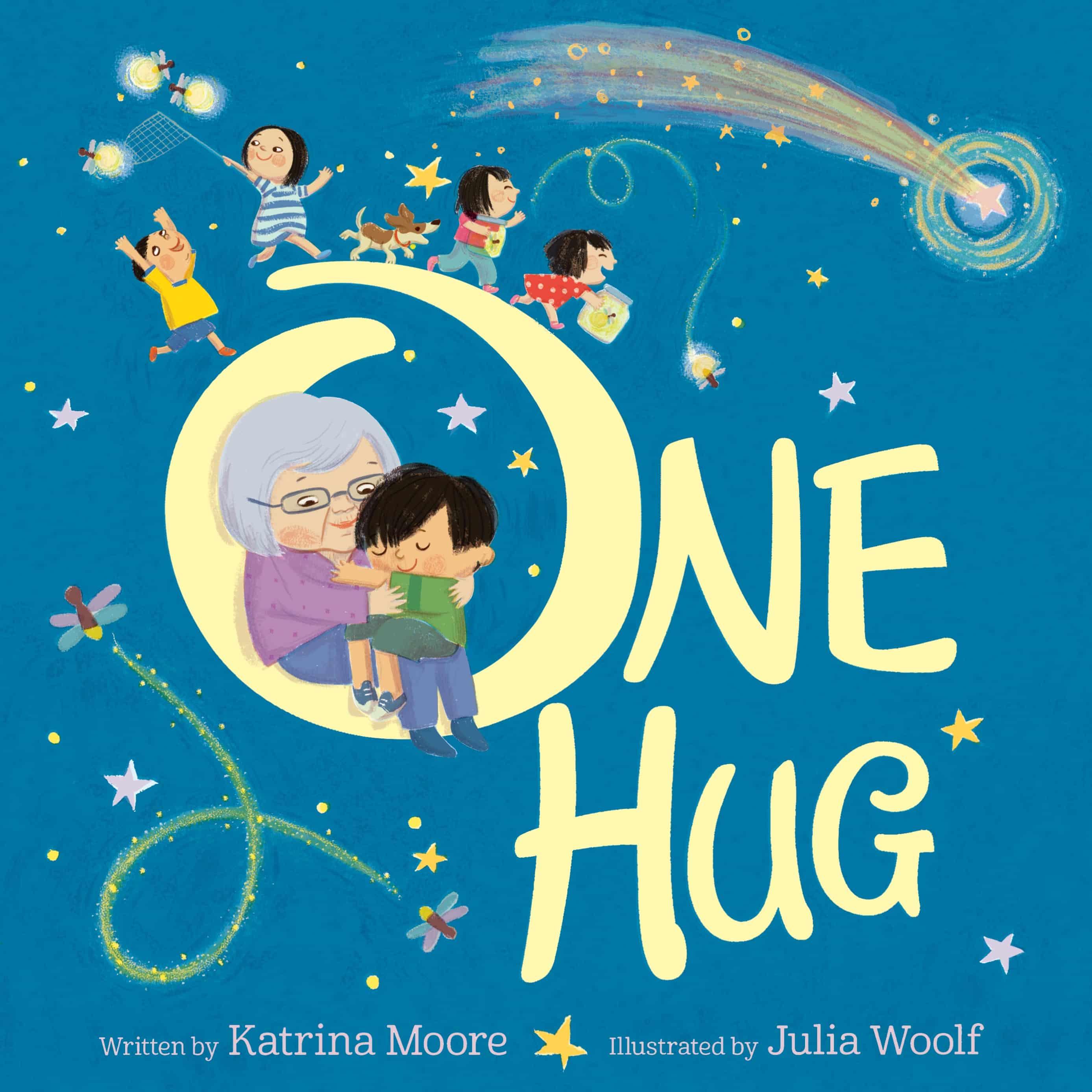 One Hug by Katrina Moore