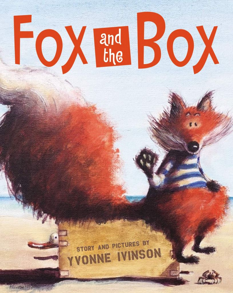 Fox and the Box by Yvonne Ivinson