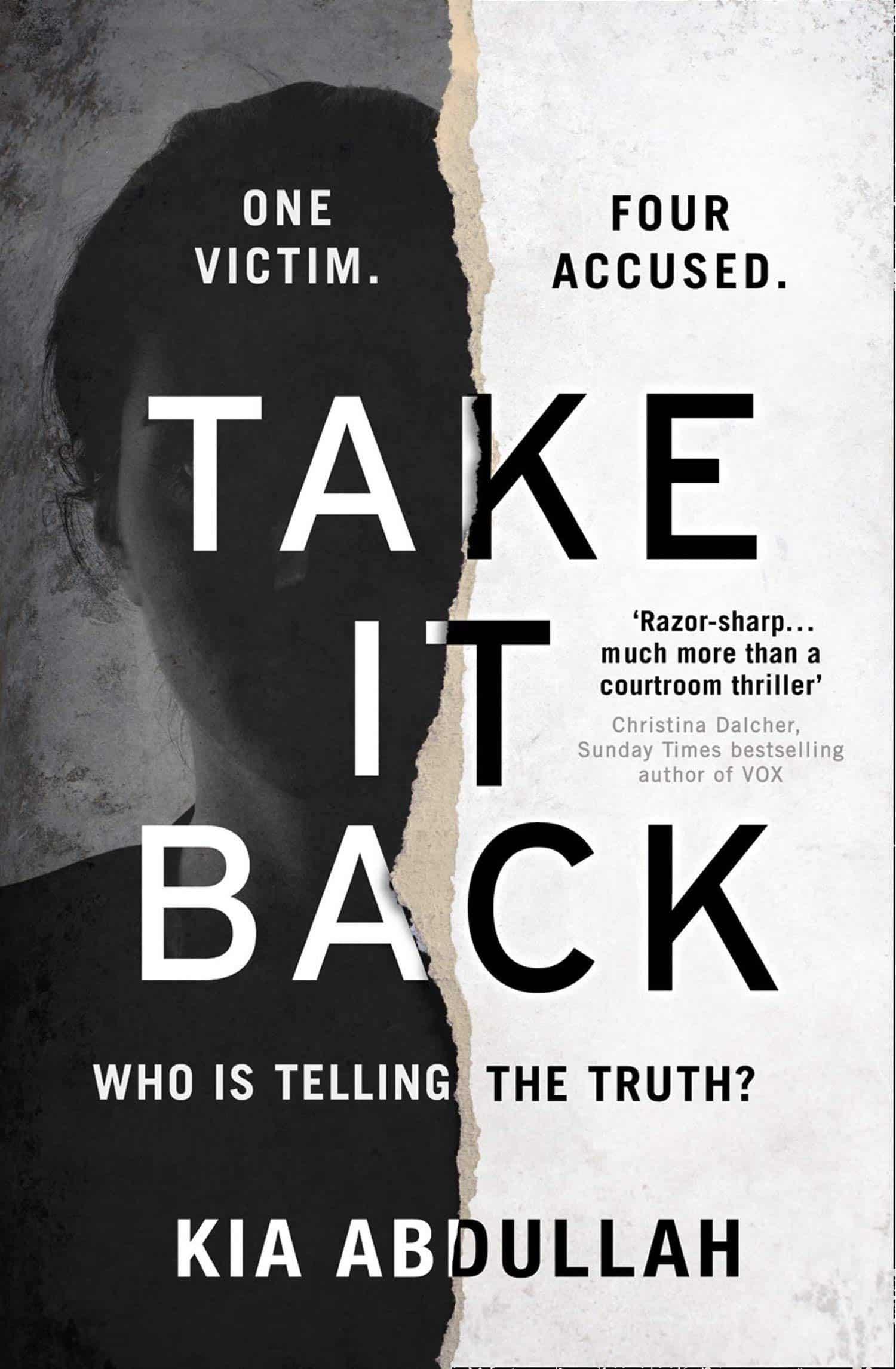 Take It Back by Kia Abdullah