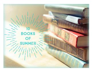 20booksof summer