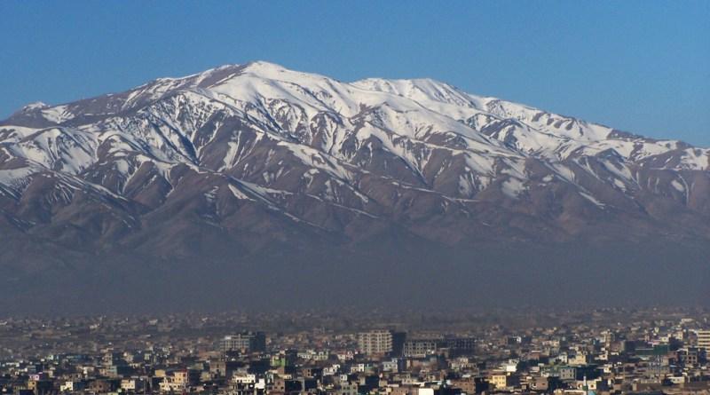City of Kabul, setting for the novel The Swallows of Kabul by Yasmina Khadra