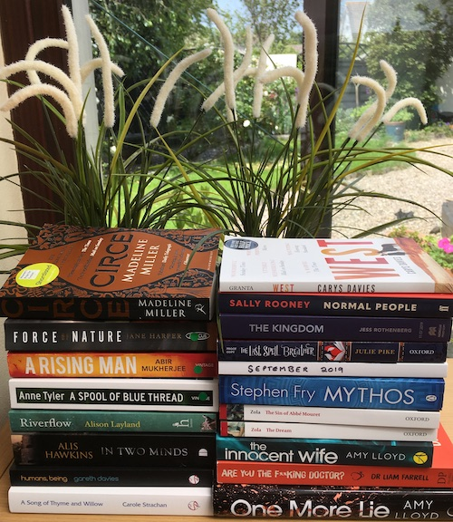New Book Acquisitions June 2019