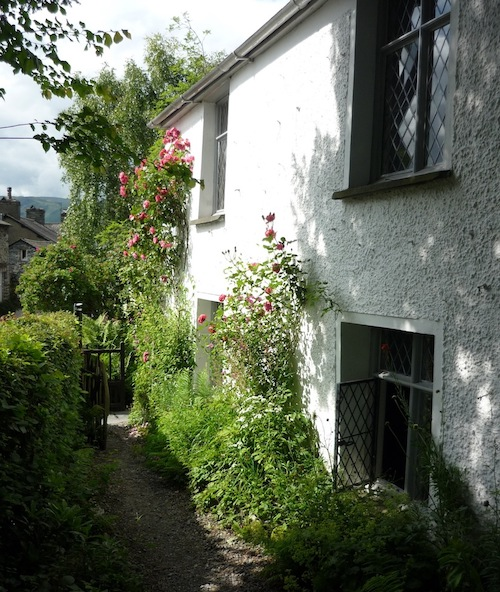 Dove Cottage, home to William Wordsworth