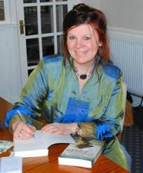 Juliet Greenwood, author of The White Camellia