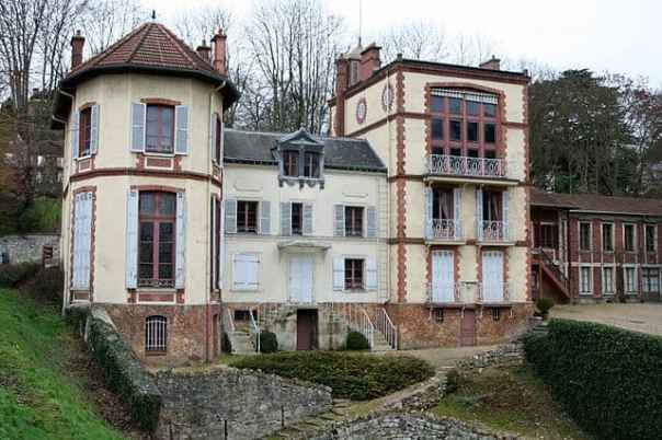 Emile Zola's house
