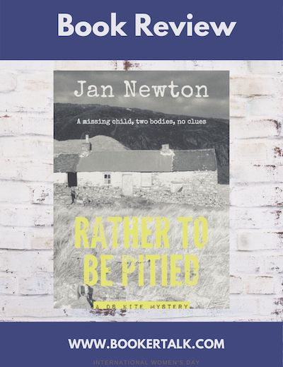 Book cover of Rather To Be Pitied by Jan Newton