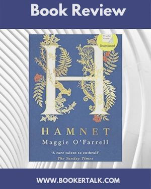 Front cover of Hamnet, a 2020 novel by Maggie O'Farrell