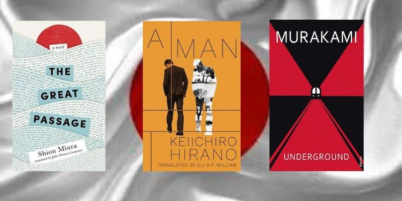 Three books to read as part of Japanese Literature Challenge