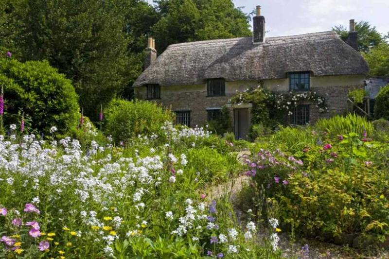 Thomas Hardy's birthplace is a picture perfect cottage in rural Dorset