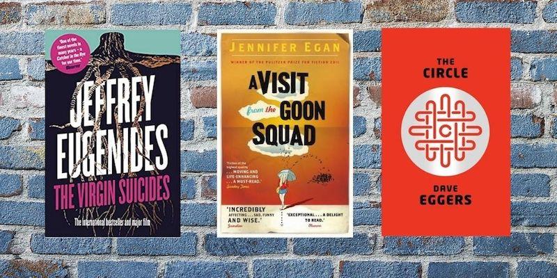 Jeffrey Eugenides, Jennifer Egan and The Cirlce
