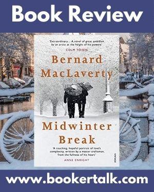Cover of Midwinter Break by Bernard MacLaverty