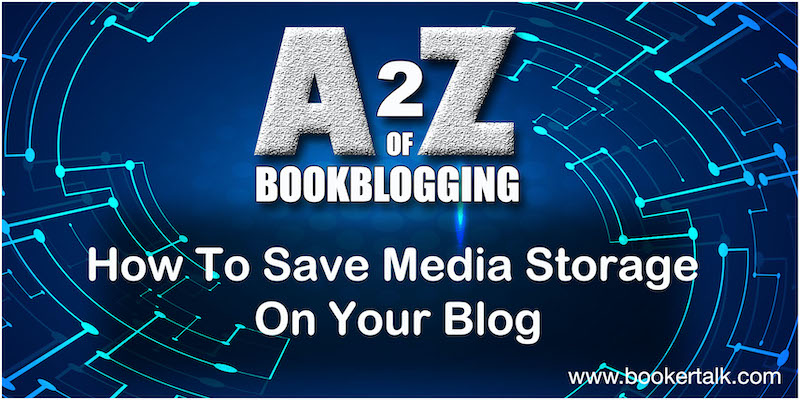 Blogging tips on how to save on space in the photo library
