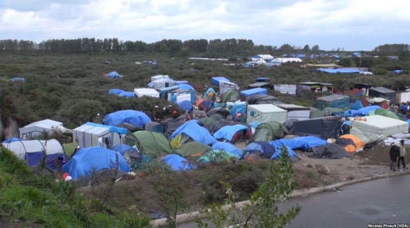 Stories from the Calais refugee camp form the basis of Breach