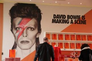 Bowie is shop