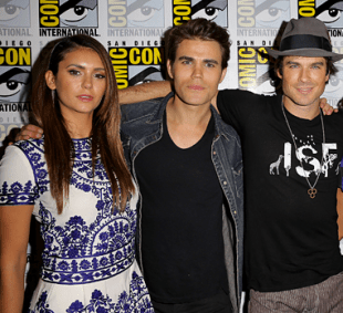 Ian, Paul, and Nina