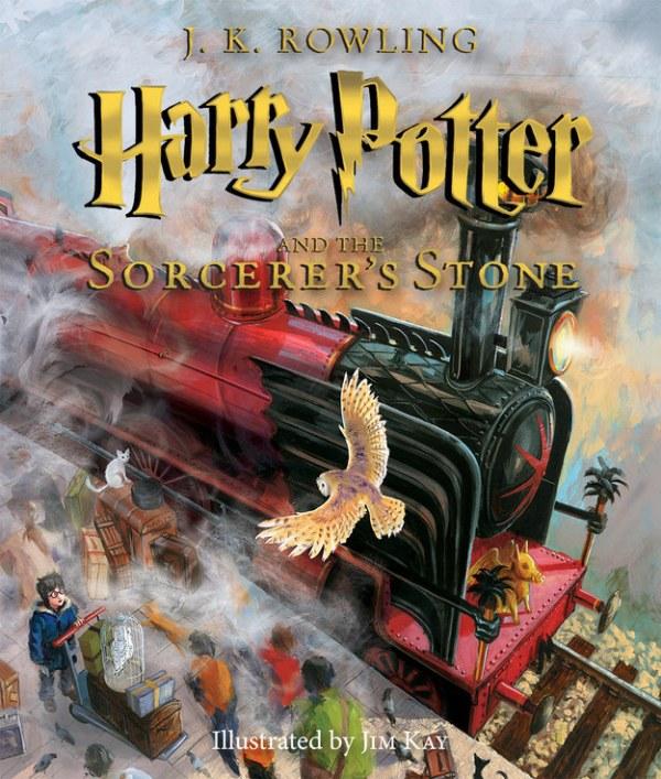 Harry Potter and the Harry Potter and the Sorcerer's Stone
