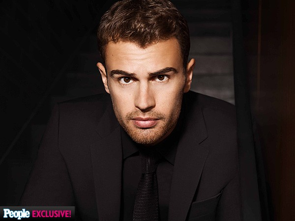 Theo James - HUGO