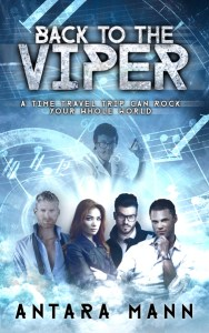 Back to The Viper: A Time Travel Experiment by Antara Mann