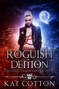 Roguish Demon by Kat Cotton