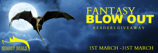 Free Books Fantasy Blowout Readers Giveaway