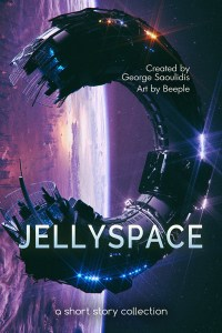 Jellyspace by George Saoulidis