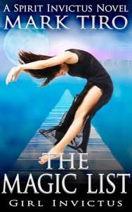 THE MAGIC LIST: Girl Invictus by Mark Tiro