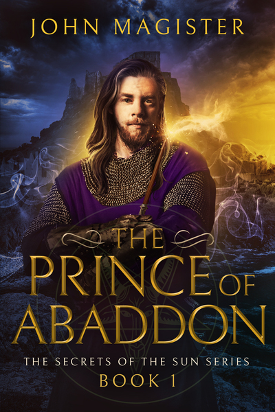 The Prince of Abaddon Cover