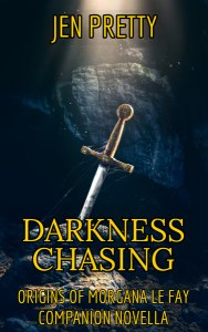 Darkness Chasing by Jen Pretty